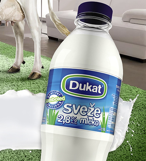 Dukat Sveže Mleko